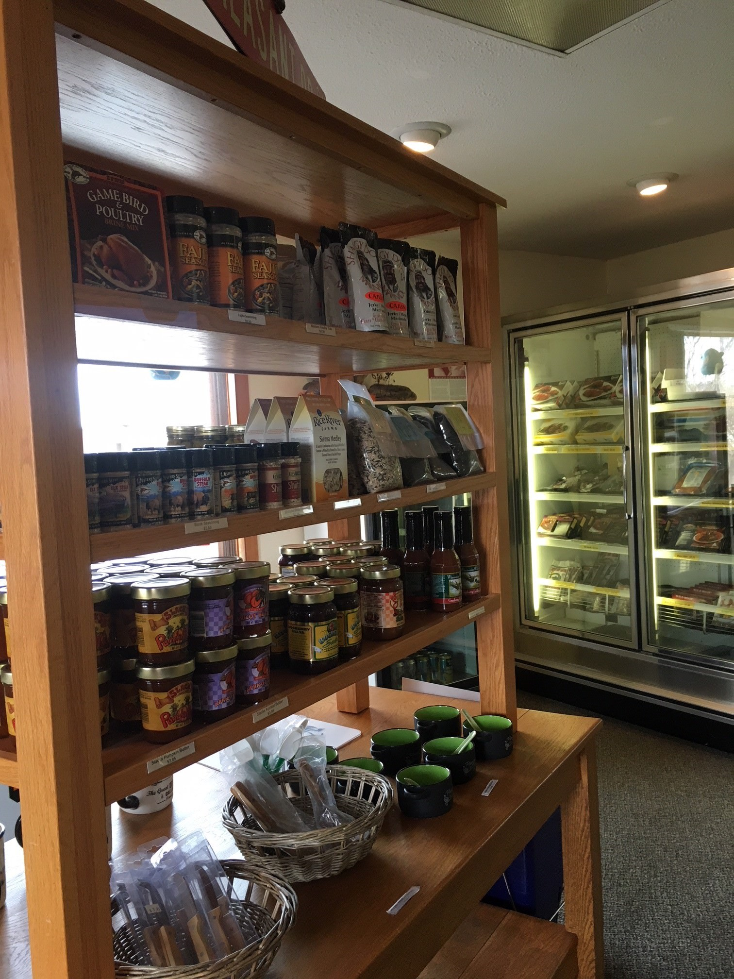 Learn all About MacFarlane Pheasants' Retail Store