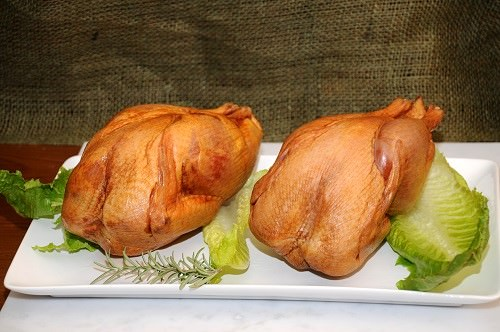 Smoked Pheasant is a Delicious Treat!