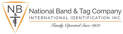 National Band and Tag Logo