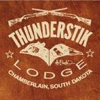 Thunderstik Lodge Logo